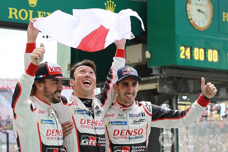 Алонсо, Toyota и Русинов впервые победили в Ле-Мане