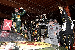 NASCAR XFINITY Race report Austin Dillon wins rain-shortened Xfinity race at Michigan