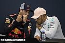 """F1 ハミルトン""""6周目くらいからクルージングだった""""モナコGPに落胆"""
