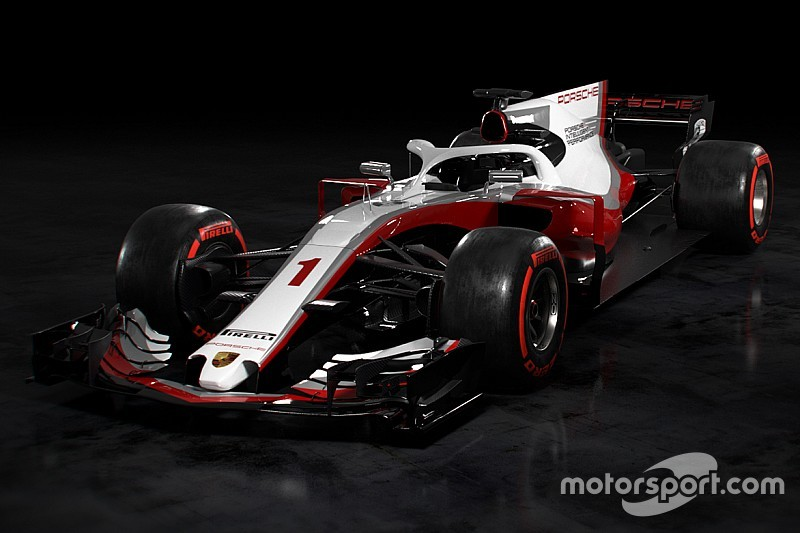 Mercedes would welcome Porsche to F1