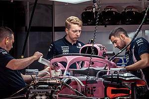 Fórmula 1 Galería GALERÍA TÉCNICA: las novedades en los monoplazas de F1