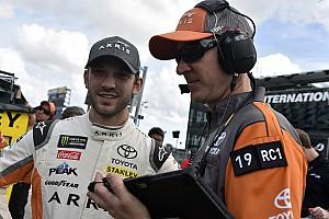 NASCAR Sprint Cup Crónica de entrenamientos Daniel Suárez completa la barrida en Daytona