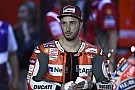 MotoGP Dovizioso espera por Ducati, pero habla con Honda y Suzuki