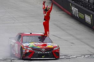 Monster Energy NASCAR Cup Race report NASCAR Cup Series: Kyle Busch teruskan momentum