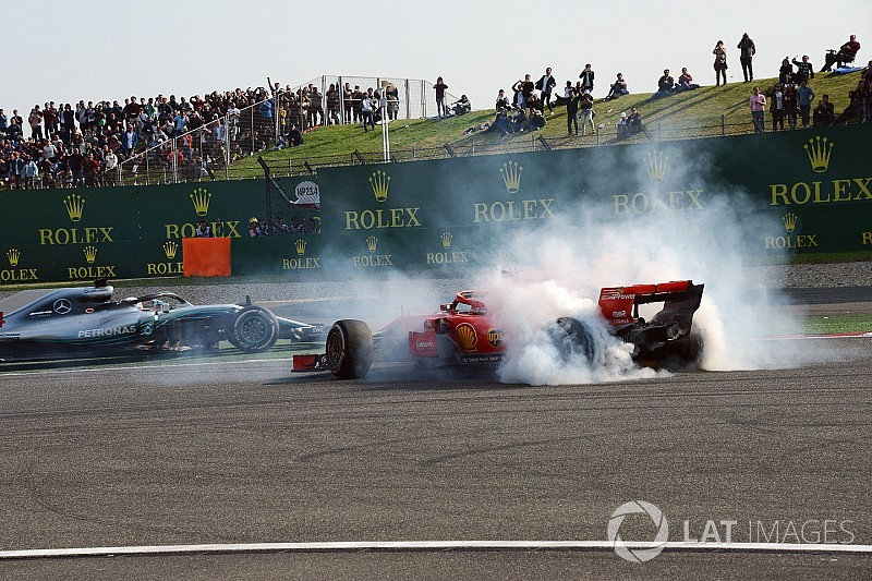 Vettel praises Verstappen's swift apology after crash