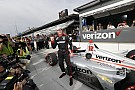 Power vence a Wickens para tomar la pole del GP de Indianápolis