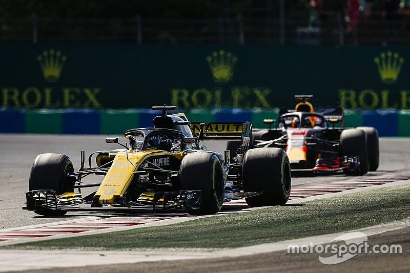 Hülkenberg: Ricciardo-Wechsel setzt Renault unter Druck