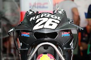 MotoGP Noticias Honda prueba un carenado inspirado en el de Ducati