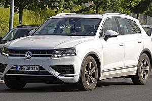 Automotivo Últimas notícias Novo Volkswagen Touareg estreia dia 23 de março