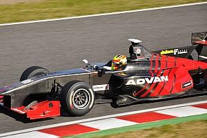Super Formula Breaking news GALERI: Tes Super Formula perdana Rio Haryanto