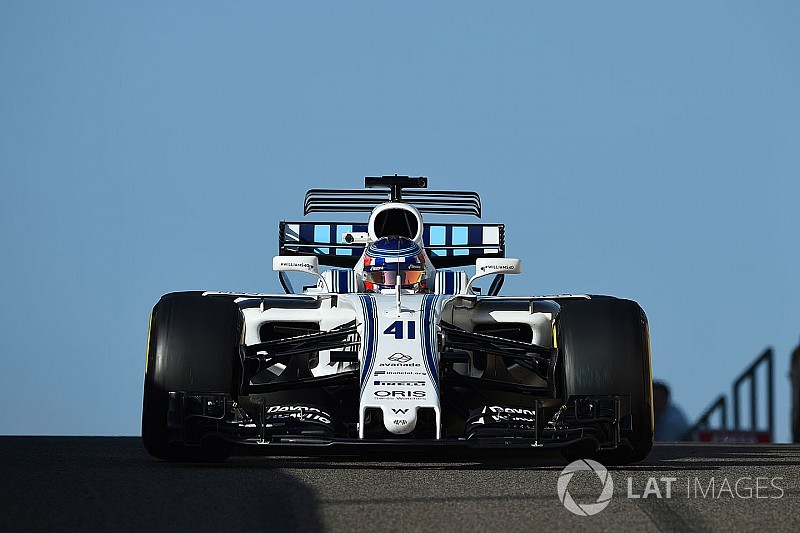 Massa says Williams's 2018 driver path is financial