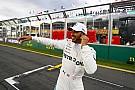 Formule 1 Vidéo - La grille de départ du GP d'Australie