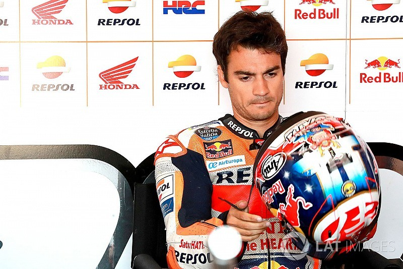 Honda open to keeping Pedrosa as test rider