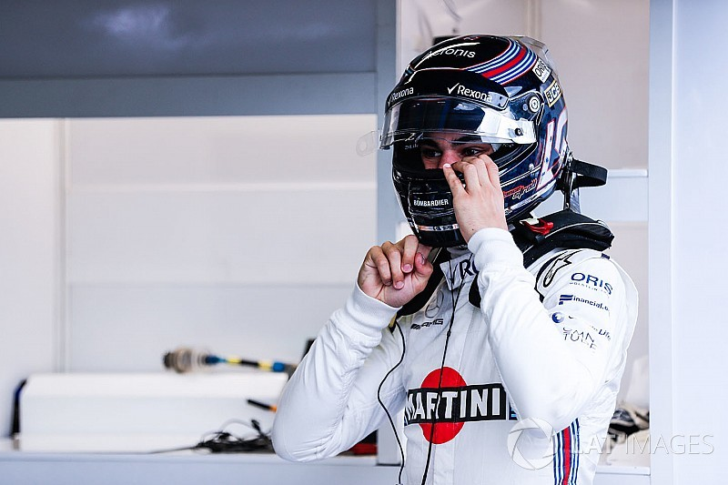 Force India confirms Stroll had seat fitting