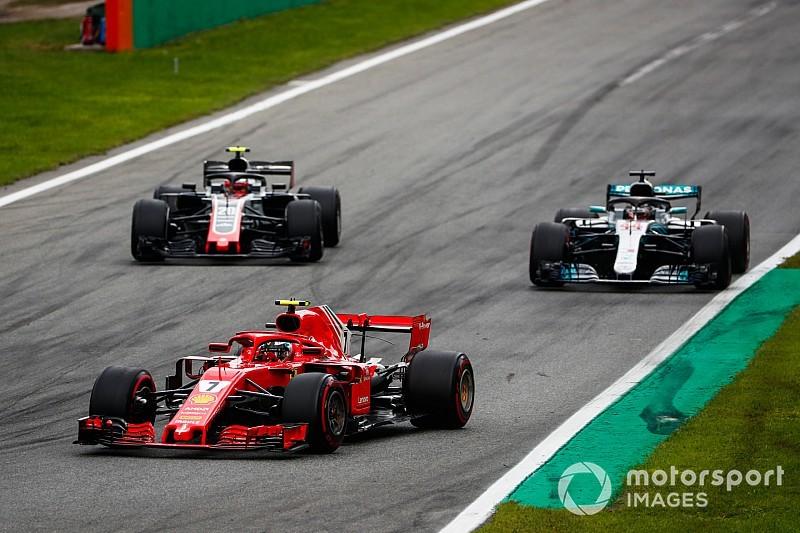 Haas piensa que las reglas de las banderas azules deben cambiar en la F1