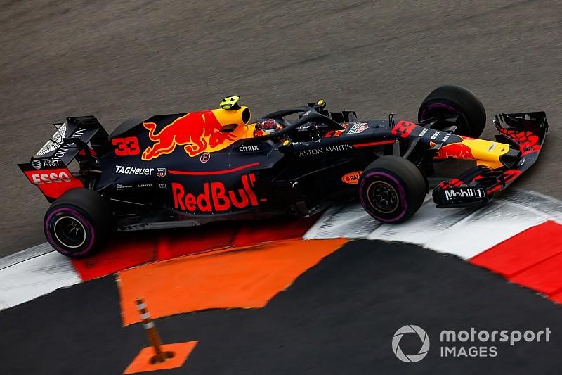 Verstappen, Rusya'da günün pilotu oldu