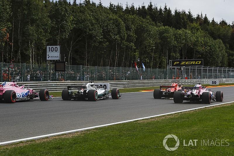 Mercedes, Monza öncesinde çekiş sorununa çözüm arıyor