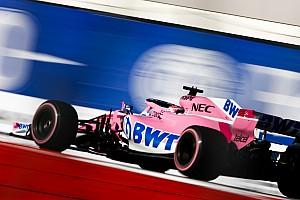 Первые испытания машины 2019 года огорошили Racing Point