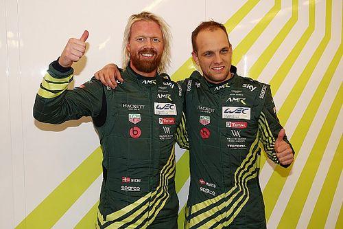 Aston Martin reunites Thiim, Sorensen for Spa 24 Hours