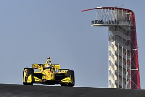 Gallery: The best photos from IndyCar testing at COTA