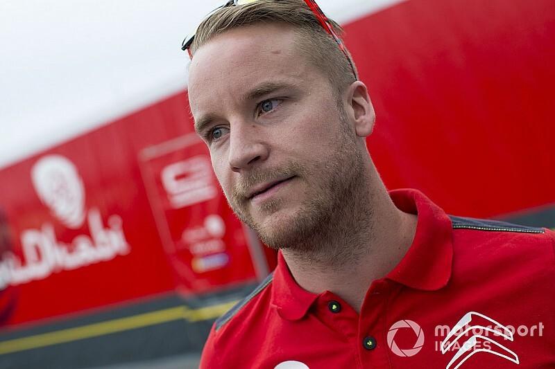 Ostberg lands Citroen drive in WRC2