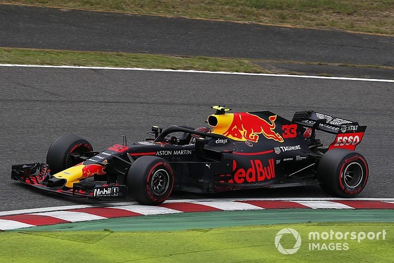 """Verstappen: """"Denk niet dat we tegen Mercedes kunnen strijden"""""""