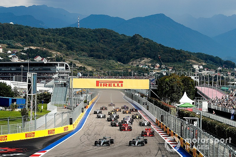 Russian GP defends Liberty against