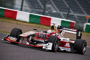 Nojiri tops rain-affected Super Formula test day