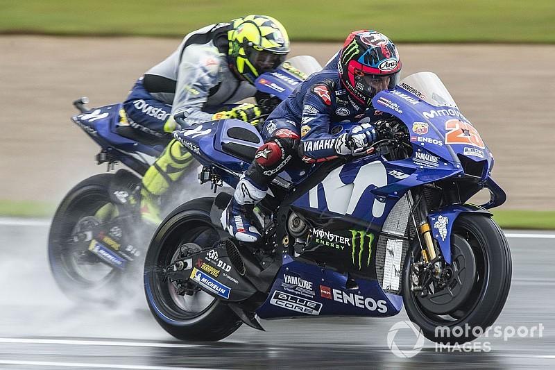 Vinales jatuh, Rossi amankan peringkat ketiga klasemen