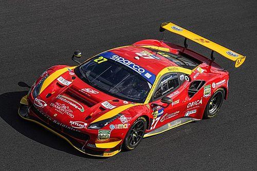 GT Italiano   Scuderia Baldini a Monza senza Fisichella
