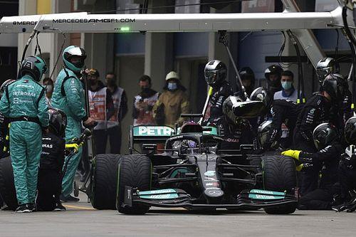Wolff: együtt tudunk élni azzal, hogy Lewis 1 pontot veszített