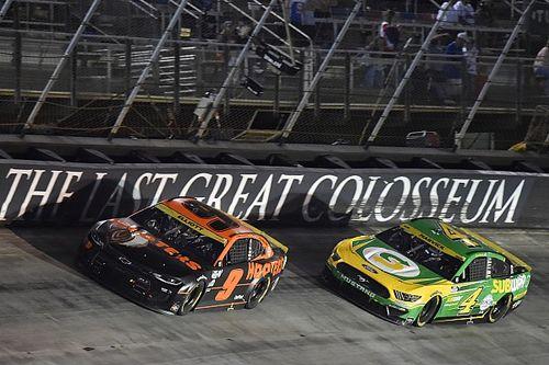 Harvick says Elliott 'temper tantrum' cost him Bristol NASCAR win
