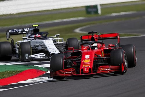 Amikor egy AlphaTauri előzi a Ferrarit: Gasly nem kegyelmezett Vettelnek (videó)