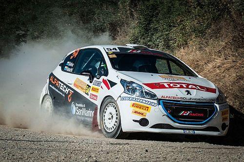 Peugeot Competition Raceday Terra: Alex Raschi campione