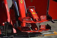 Análise técnica: buscando melhor performance no GP da Estíria, Ferrari apresenta nova asa dianteira