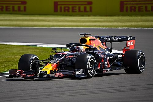 British GP: Verstappen quickest, Vettel hits trouble in FP1
