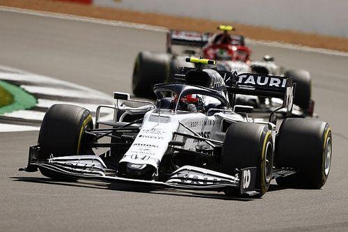 ガスリー、イギリスGP7位入賞は「ベストレースのひとつ!」