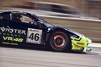 Valentino Rossi a terminé 4e des 12 Heures du Golfe