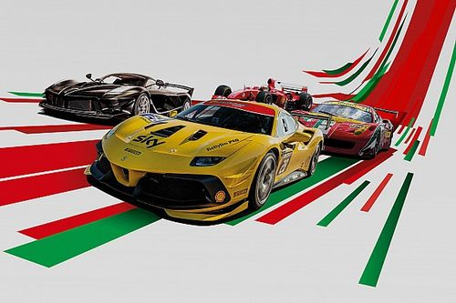 Misano hosts festival of Ferrari