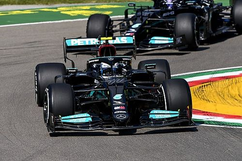 Grand Prix practice results: Bottas fastest in both Imola sessions
