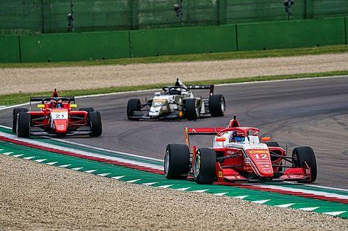 Formula Regional: Vidales e Saucy sbancano Imola