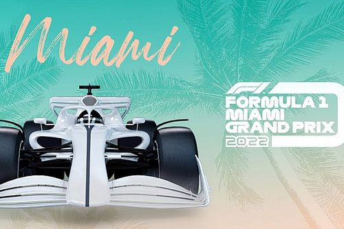 Le GP de Miami officiellement au calendrier en 2022 !