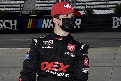 Harrison Burton to make NASCAR Cup debut at Talladega