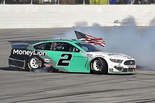 NASCAR Talladega: Brad Keselowski siegt bei Überschlag von Joey Logano