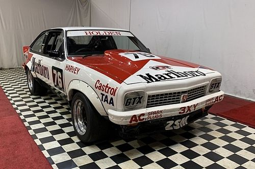 Iconic Torana tipped to sell for over $1 million
