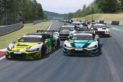 Keithley and Hasse take thrilling ADAC GT Masters Esports victories