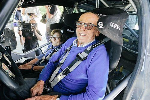 91-jarige Pool wordt oudste WRC-deelnemer ooit in Safari Rally