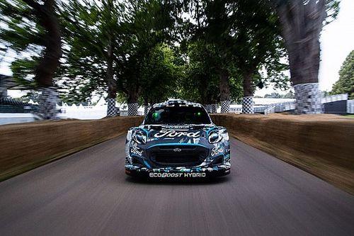 M-Sport reveals customer interest in new Puma WRC car