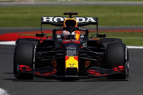 Verstappen lidera la FP1 en Silverstone delante de Norris y Pérez es 8°
