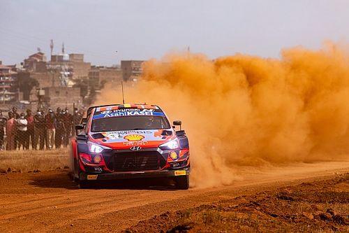 WRC, Rally Safari, PS6: Neuville torna super e leader!